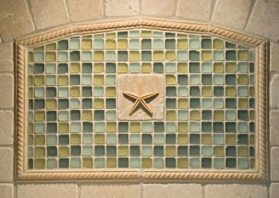 Unique Tile Work