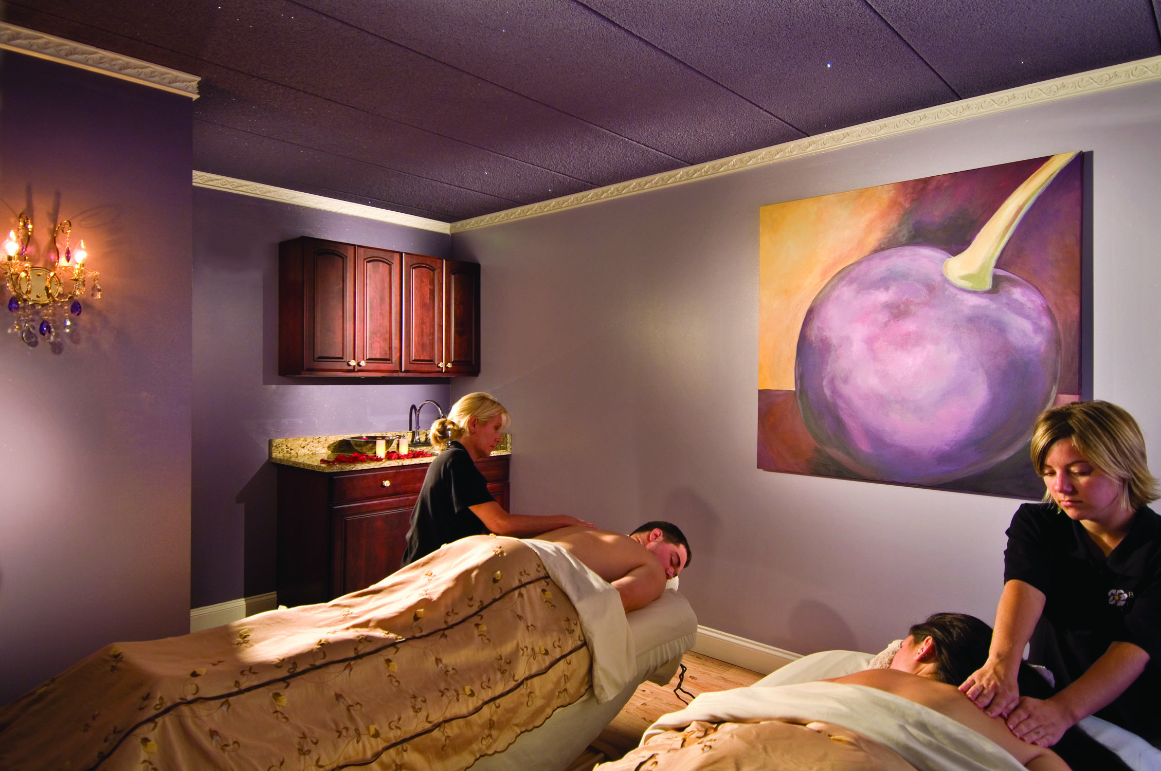 Couples Massage at the Beach Plum Spa